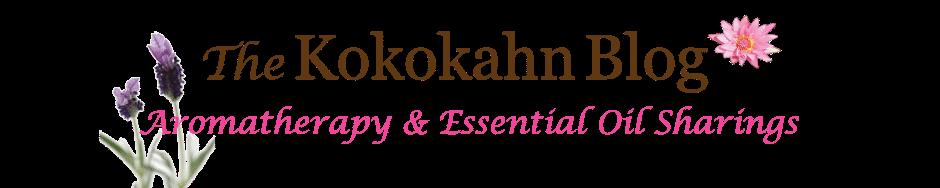 Kokokahn Essential Oils and Aromatherapy Blog